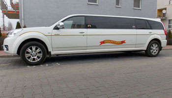 Hover Limo rental in Bucharest Romania